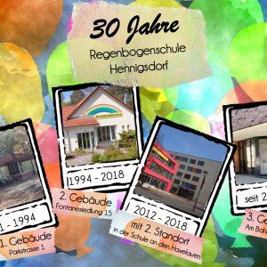 30 Jahre Regenbogenschule