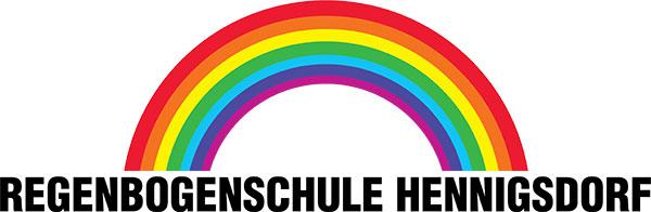 Regenbogenschule Hennigsdorf Logo